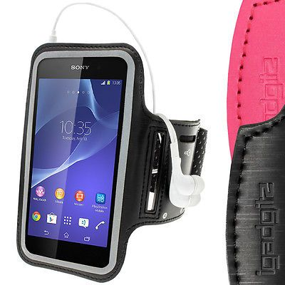 Running jogging #sports armband for sony xperia z3 #d6603 & z3+ #e6553 fitness gy,  View more on the LINK: 	http://www.zeppy.io/product/gb/2/351180984799/