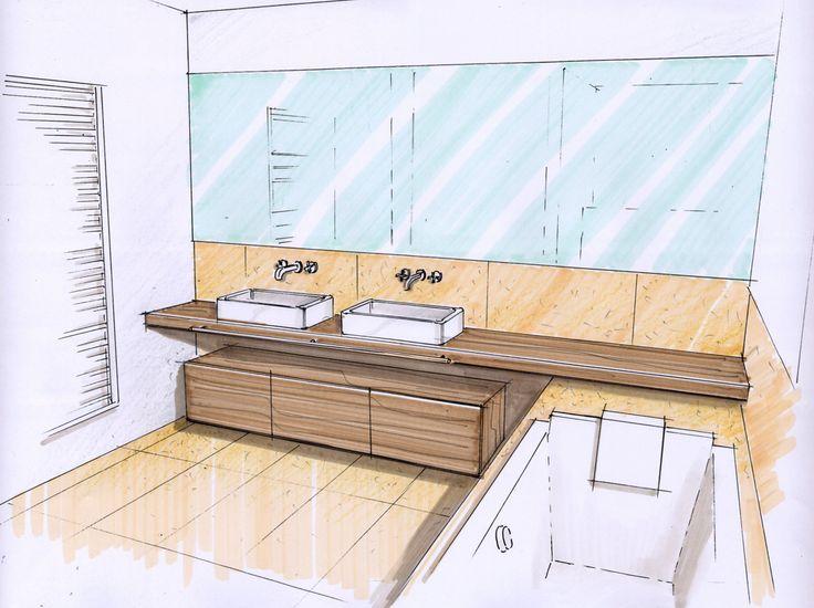 badezimmerm bel holz neuesten design kollektionen f r die familien. Black Bedroom Furniture Sets. Home Design Ideas