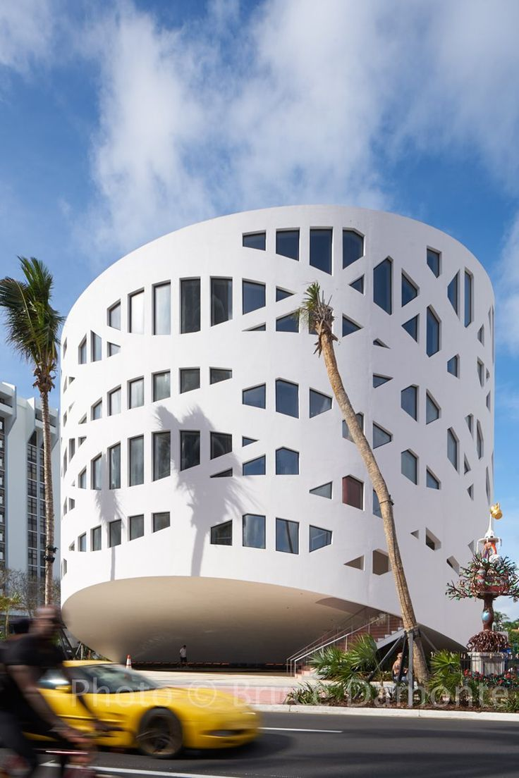 OMA has completed the Faena District, a trio of buildings - an arts center, a retail bazaar and car park - in Miami Beach #cultural #centre