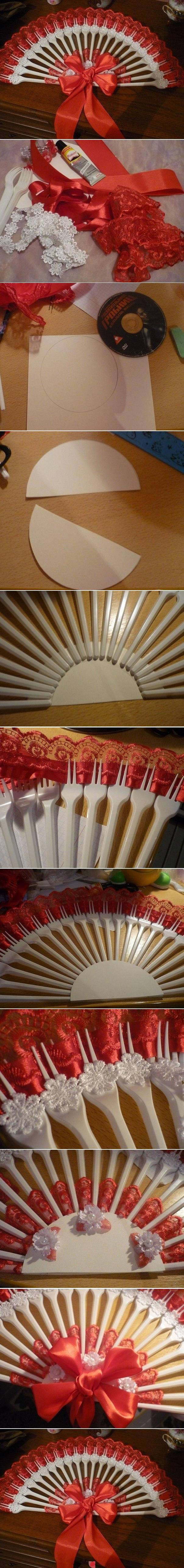 1000+ images about Plastic Spoons Crafts on Pinterest