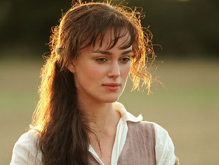 I got Elizabeth Bennet! Headstrong, vivacious, and witty, you're the second-oldest Bennet sister. You love sparkling conversation and are more than willing to get your petticoats dirty. Which Bennet Sister Are You?