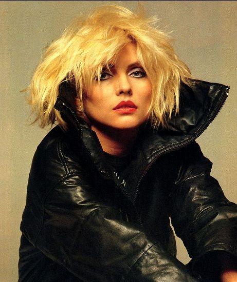 Debbie Harry - very urban fantasy looking photo