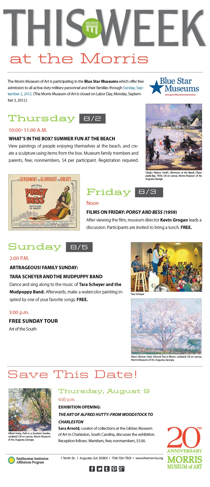 #Morris Museum of Art themorris.org: Arttastic, Museums, Art Themorris Org
