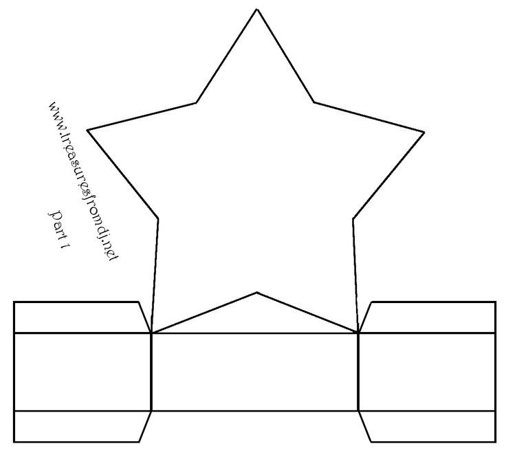 star template for ornament