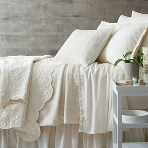 Best Selling White & Ivory Bedding | Pine Cone Hill