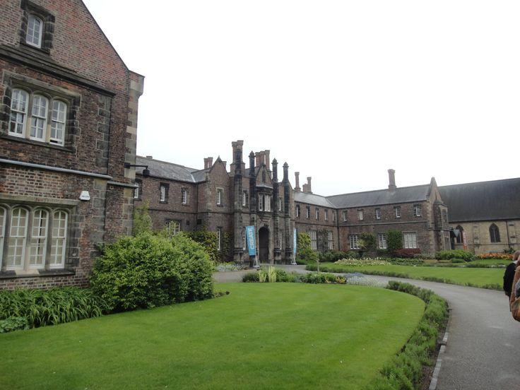 York St. John University in York, England