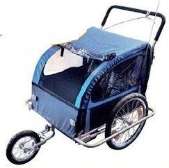 #location CHARRETTE DE VELO / POUSSETTE #Bavay (59570) _ www.placedelaloc.com/location/sport-loisirs. Je loue ma remorque de vélo pliante. Possibilité 2 enfants   un espacement de rangement à l'arrière (pique-nique, sacs.....), moustiquaire et protection de pluie.Très sympa pour les balades à pied ou à velo, les enfants adorent. Elle s'adapte sur tout vélo, se monte/démonte très facilement et se range aisément dans le coffre. De plus, gain de place car pas besoin d'autre poussette, il suffit…