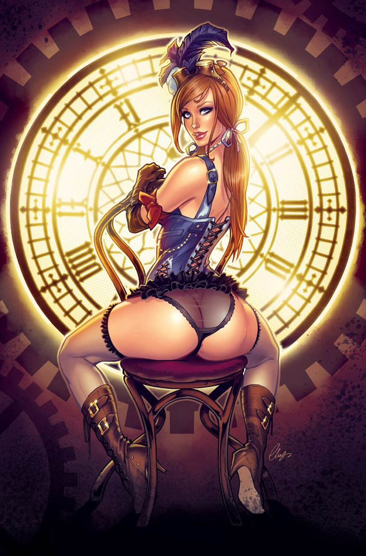 Dorothy Steampunk Zenescope by Elias-Chatzoudis.deviantart.com on @deviantART