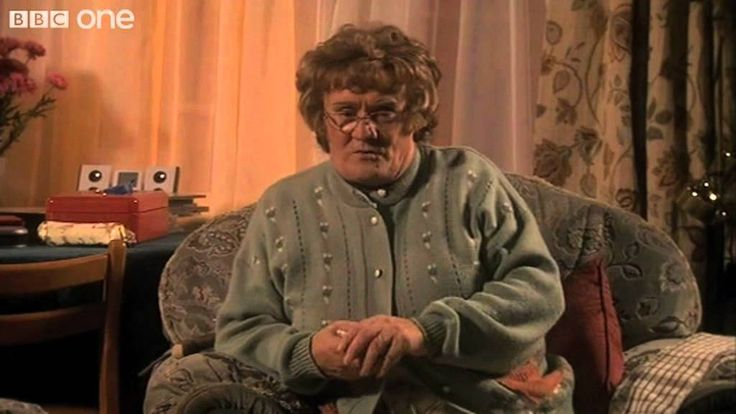 More about this programme: http://www.bbc.co.uk/programmes/b01b4d35 Mrs Brown reminisces about her first pregnancy.