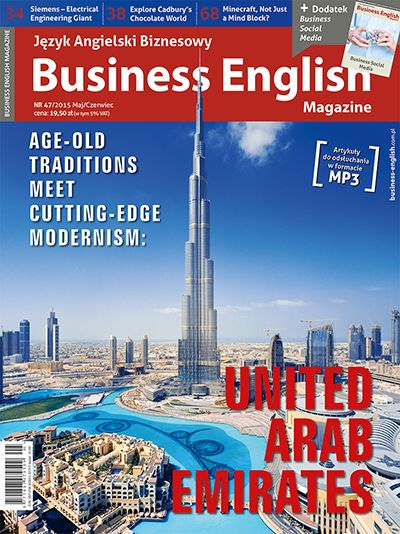 Business English Magazine nr 47. Out now!