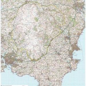 dartmoor_south_devon_map