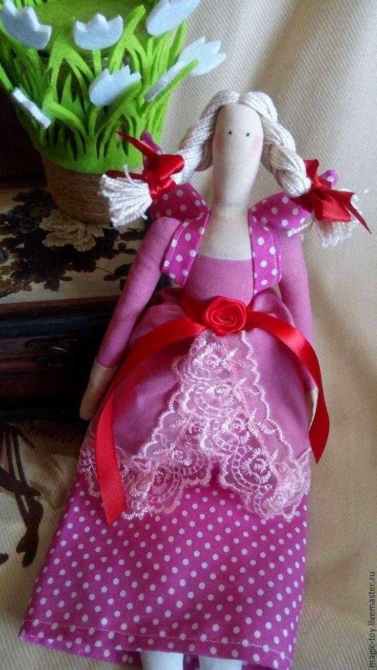 Купить Кукла Тильда Весенняя феечка - кукла Тильда, кукла тильда купить, тильда фея