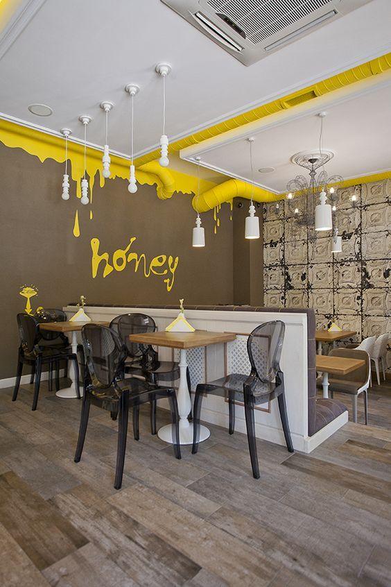 54 besten burger restaurant bilder auf pinterest for Interior design hannover