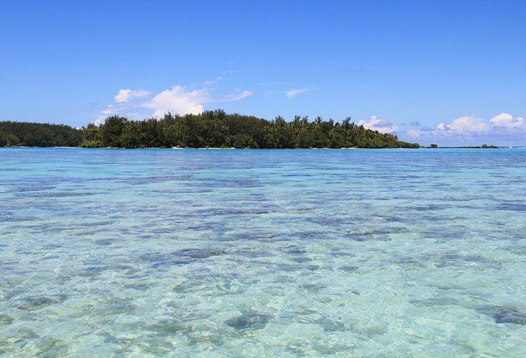 "Wandkalender ""Französisch-Polynesien - Trauminseln im Südpazifik"", Kalenderblatt Januar: Mo'orea"