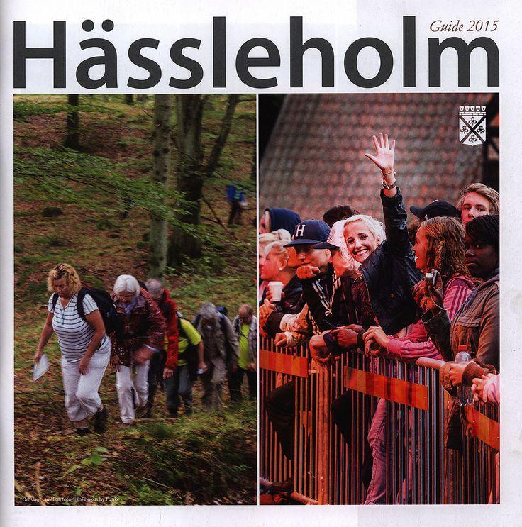 https://flic.kr/p/GAuCSY   Hässleholm Guide 2015; Skåne, Sweden   tourism travel brochure   by worldtravellib World Travel library