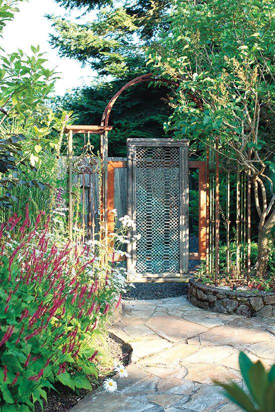 35 best images about garden gates ideas on pinterest for Window garden ideas india