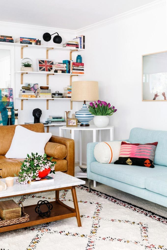 living room ideas with leather furniture%0A Eclectic and Quirky Living Room Decor