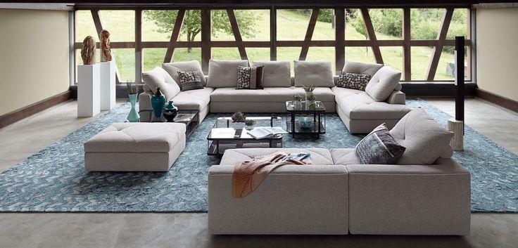 PRÉFACE Modular sofa
