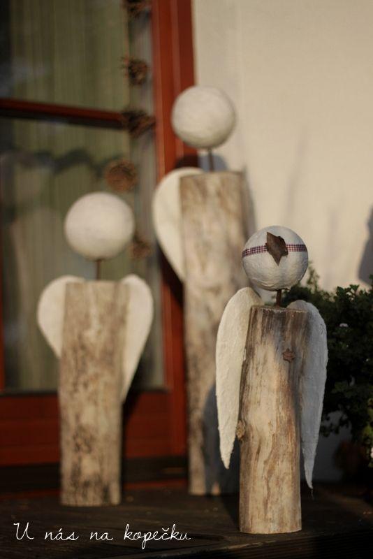 Protože je dnes den andělů, kdy slaví svůj svátek archanděl Michael, Rafael a Gabriel, můžete nějakého andílka se vzkazem nakreslit ...
