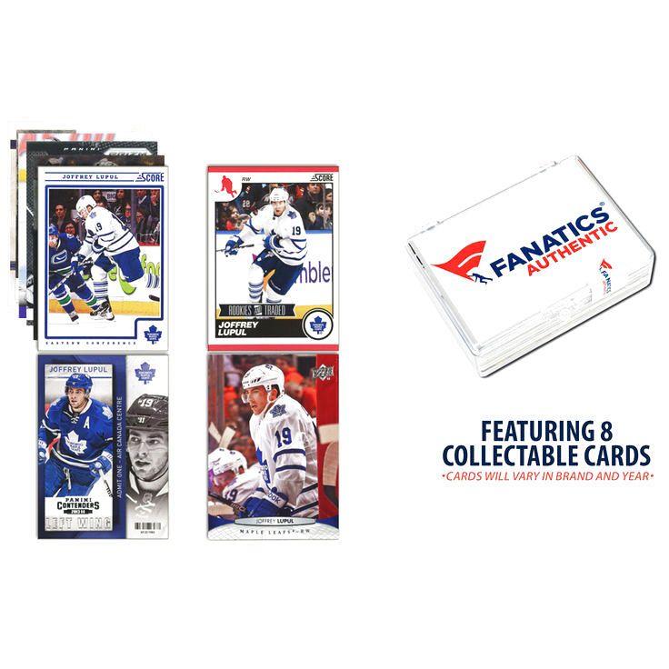 Joffrey Lupul Toronto Maple Leafs Unsigned 8 Card Lot - $14.99