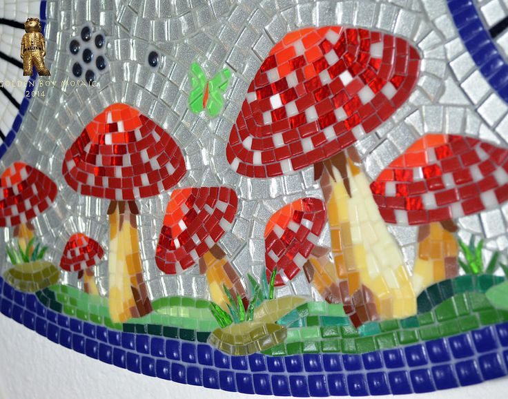 451 Best Images About Mosaics On Pinterest Mosaic Wall