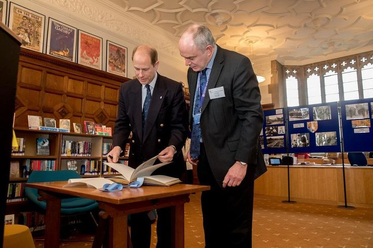 The Earl of Wessex was in Bristol on Wednesday where hevisited Clifton College as part of a campaign to generate support for The Duke of Edinburgh's Award (DofE) Charity. Through a combination of …