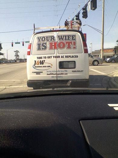 Your Wife Is Hot!