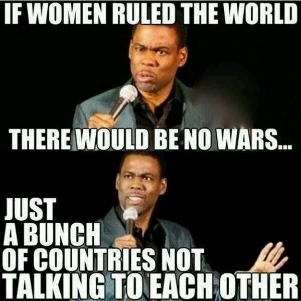 true! So let us rule the world!