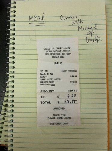 5 easy ways to keep track of receipts