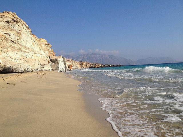 Armathia Beach, Kassos