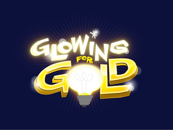 Glowing For Gold on Behance