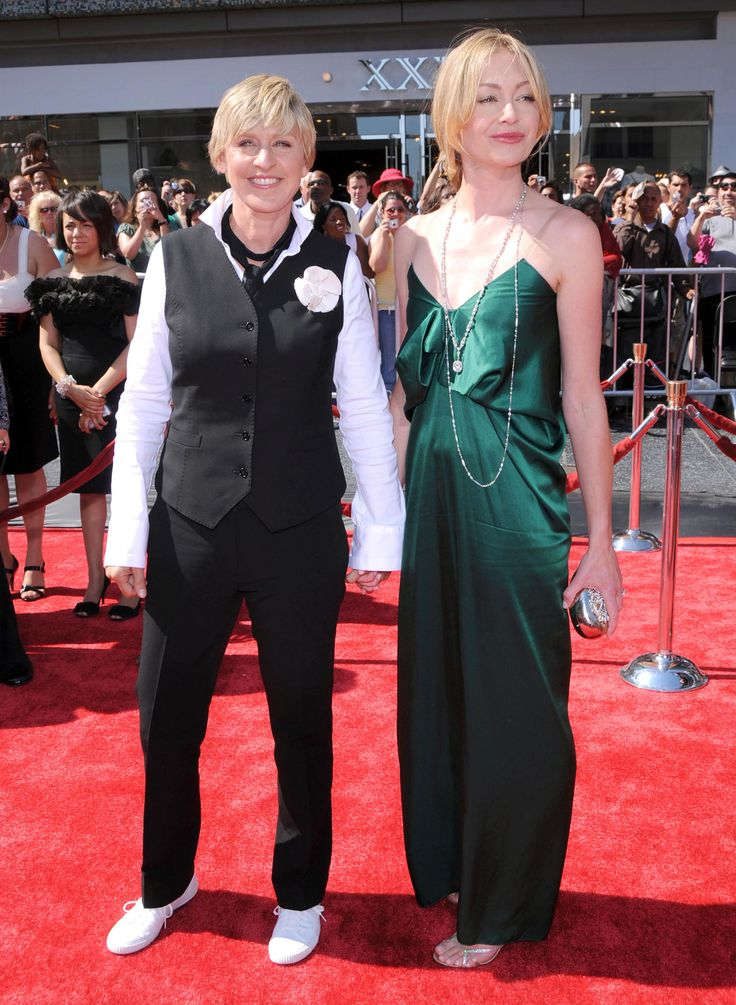 Ellen degeneres date of birth