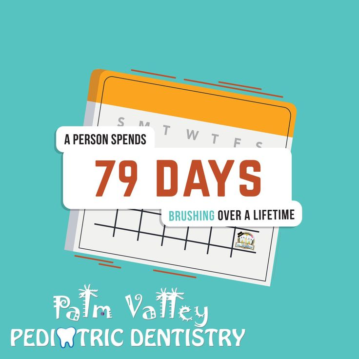 IF EVERYONE were to keep up with the recommended amount of brushing (4 minutes a day), we would average about 1 day per year brushing our teeth!  Palm Valley Pediatric Dentistry   www.pvpd.com #pediatricdentist #inspiration #motivation #fitness #healthy #fitfam #health #workout #diet #exercise #dentistry #dental #healthcare #teeth #dentist #smile #FlyEaglesFly #SundayMorning #FakeYogaFacts #world #NYJvsPIT
