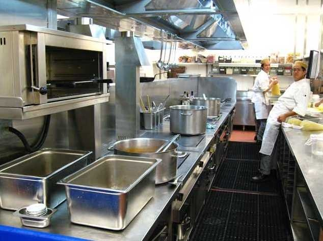 Best Restaurant Kitchens Images On Pinterest Restaurant