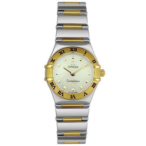 Omega Women's 1361.71.00 Constellation My Choice Quartz Mini Watch -- Check ...
