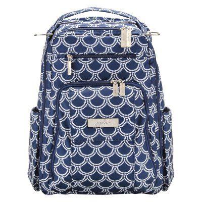 Ju Ju Be Be Right Back Backpack Diaper Bag - Newport - 16BP01P PNE