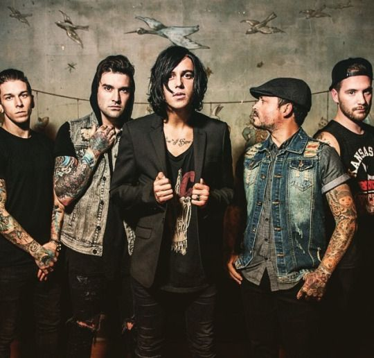 Alternative Rock Artists: 799 Best Sleeping With Sirens ♡ Images On Pinterest