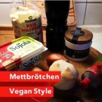 Veganes Mettbrötchen, Quelle: TD