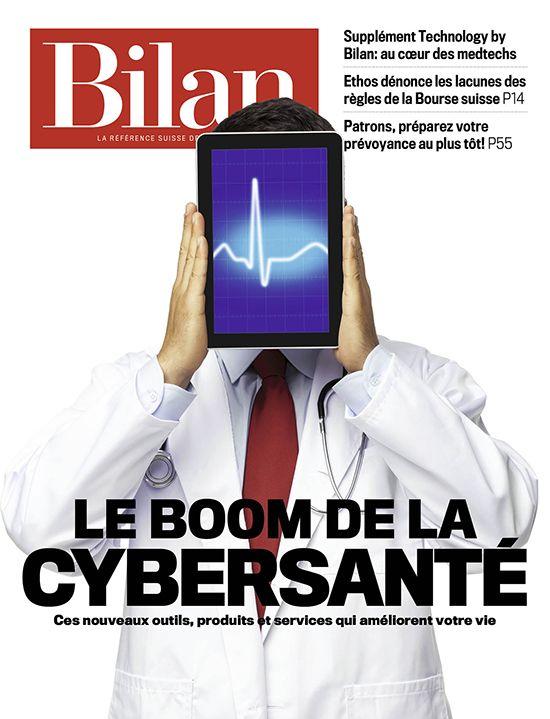 Le boom de la cybersanté.