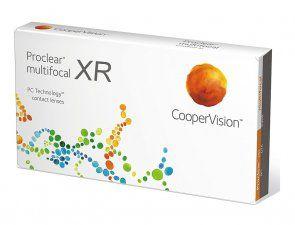 Kontaktlinsen Proclear Multifokal XR 3 Stk.