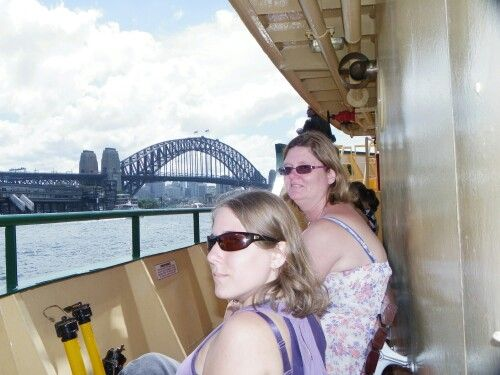 Sydney Harbour, Manly Ferry