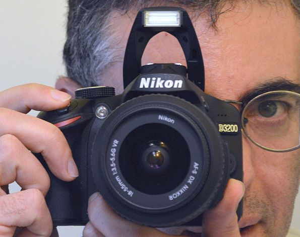 Nikon D3200 Guided Tour: everything you need to know if you are considering or have recently purchased the D3200
