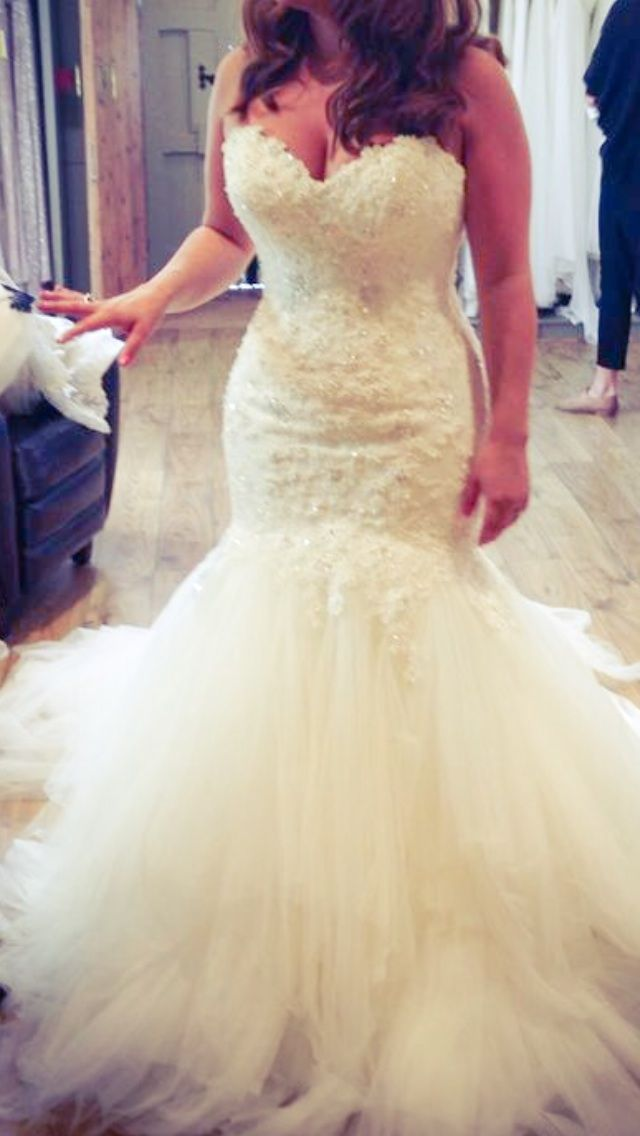 Okay ... I'll admit it, this one is for me.   Now, if only I could find the groom LOL!!  Sahara-maggie sottero