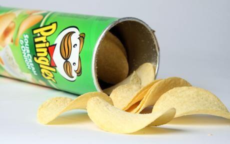 Pringles sipsit (kaikki maut)