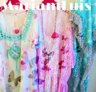 Vestidos Colores BohoChic MariamLuis