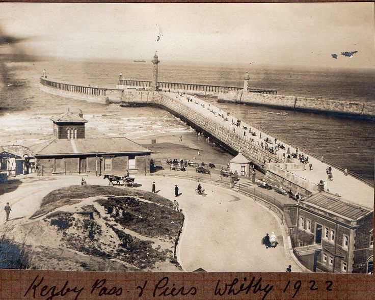 The Khyber Pass in Whitby 1922 - Whitby in 1922 - Whitby Online