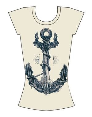 love this shirtBurnout Babydoll, Girls Generation, Clothing, Babydoll Tees, Babydoll Anchors, Babydoll T Shirts, Anchors Tees, Girls Babydoll