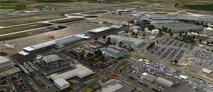 "YMML Melbourne Intl Airport (ISDG), xplane 10 von ""The"