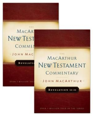Excited to start reading this ..John MacArthur Revelation Commentary!!!!