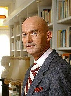 Pim Fortuyn ( Dutch politician, civil servant, sociologist, author and professor who formed his own party, Pim Fortuyn List)